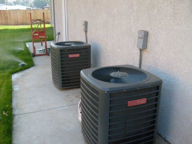Best Central Air Conditioning Installation Design ~ http://lovelybuilding.com/central-air-conditioning-installation-for-your-house/