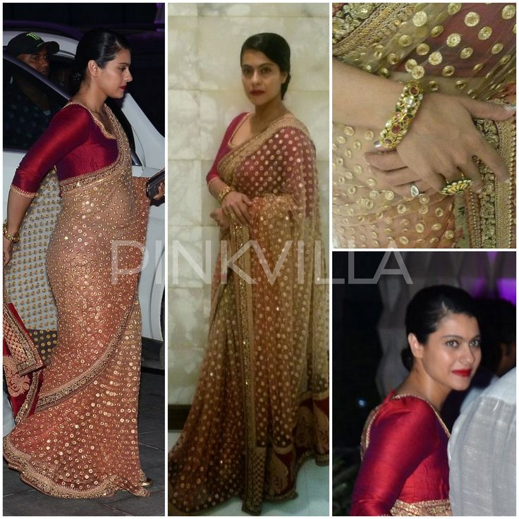 Yay or Nay : Kajol in Sabyasachi