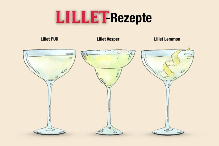 Lillet ist ein fruchtiger Weinaperitif, der sich prima für Cocktails eignet. Wir verraten was hinter Lillet Blanc & Co. steckt und dazu gute Lillet Rezepte.