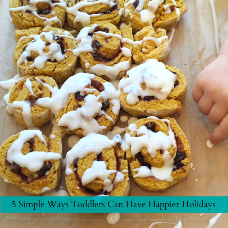 5 Simple Ways Toddlers Can Have Happier Holidays