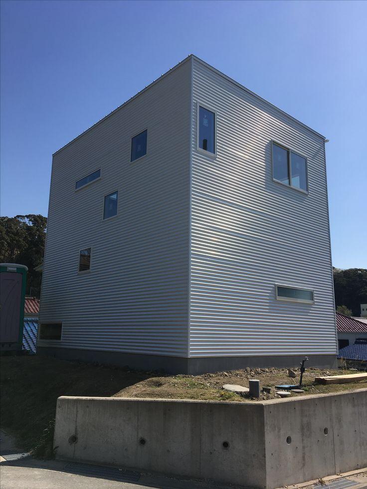 ENJOYWORKS/エンジョイワークス/スケルトンハウス/skeletonhouse/facade/ファサード