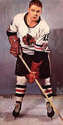 Bobby Hull - ca 1960                                                                                                                                                                                 More