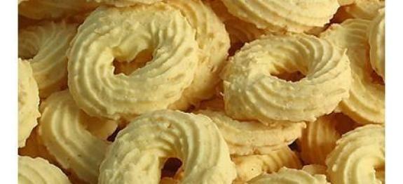 Receita de Biscoito Amanteigado - Show de Receitas