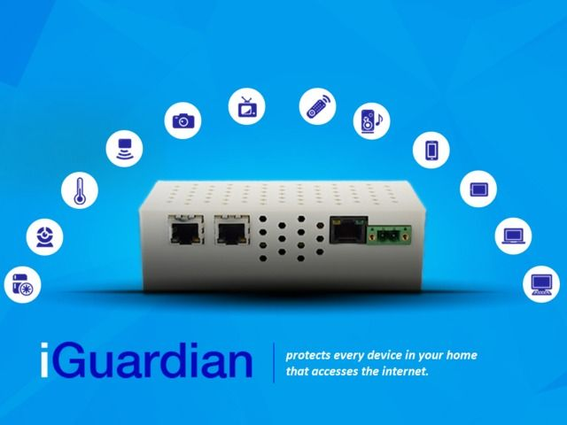 iGuardian - The Home Internet Security System by Itus Networks — Kickstarter.  iGuardian is the world's first Internet protection system designed specifically for home use.