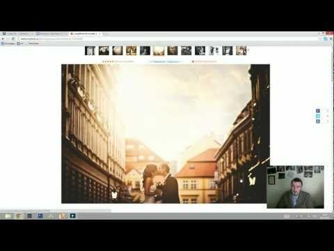 [Вебинар 20.02.2013] Съемка с естественным освещением - YouTube