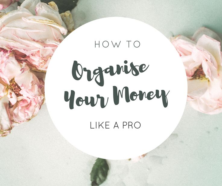 Need help to organise your finances - follow this how to guide for financial bliss x