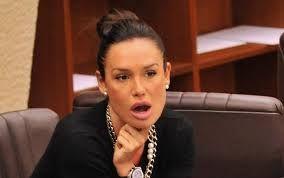 Nicole Minetti (politician -?- and dental hygienist)