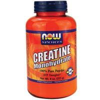 Now Foods Creatine Monohydrate Powder - 8 oz. 6 Pack