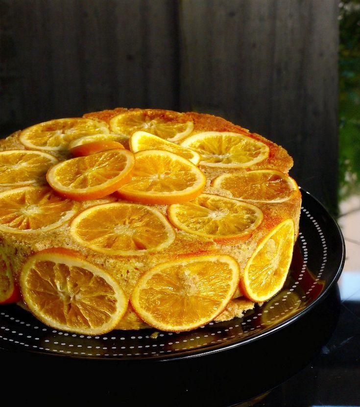 Πορτοκαλόπιτα - orange cake!