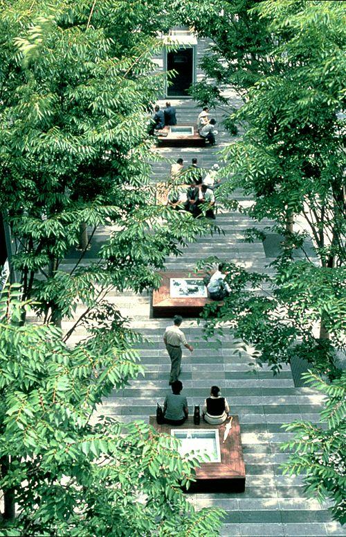 Saitama Plaza, Saitama Prefecture, Japan. Visit the slowottawa.ca boards >> http://www.pinterest.com/slowottawa/
