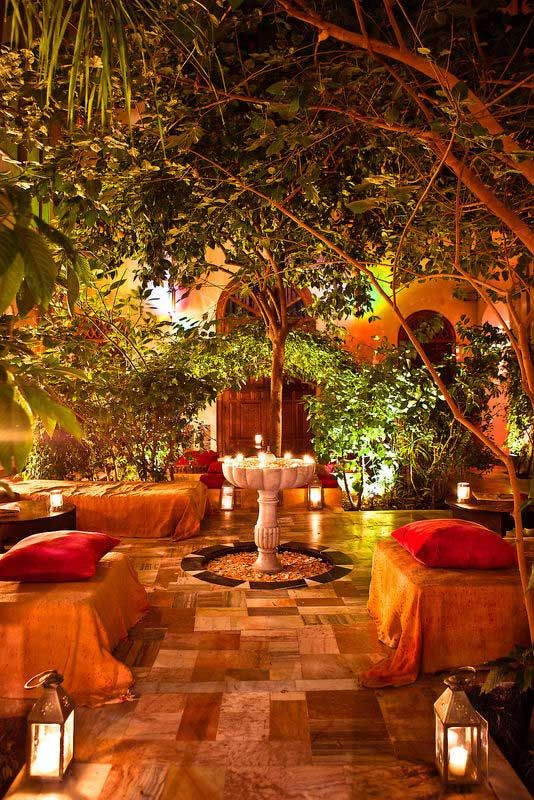 Riad El Fenn :: Photo Gallery of Riad Marrakech.  - Maroc Désert Expérience tours http://www.marocdesertexperience