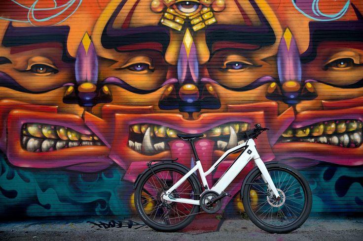 Meet the Stromer ST2, the best electric bike on the road - http://www.ipadsadvisor.com/meet-the-stromer-st2-the-best-electric-bike-on-the-road