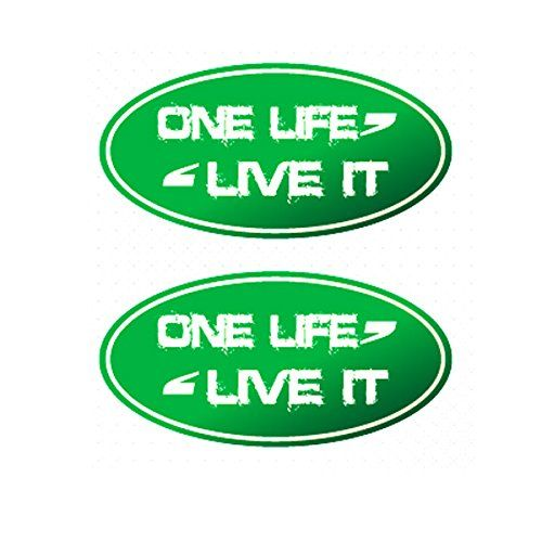 "Detailkorea ""One Life Live It"" 車 のステッカー デカール Car Decal Sticker for Jeep Land Rover [海外直送品] Detailkorea http://www.amazon.co.jp/dp/B01DGSFK66/ref=cm_sw_r_pi_dp_e8Q9wb10EXD35"
