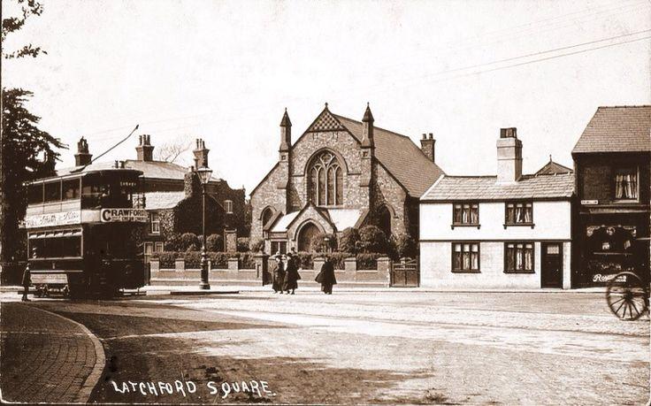 Latchford square