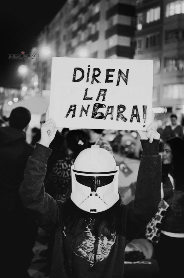 Diren La Angara! #direngeziparki #occupygezi #direnankara