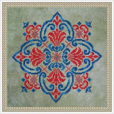 Whispered by the Wind - Cross Stitch Patterns & Kits - 123Stitch.com