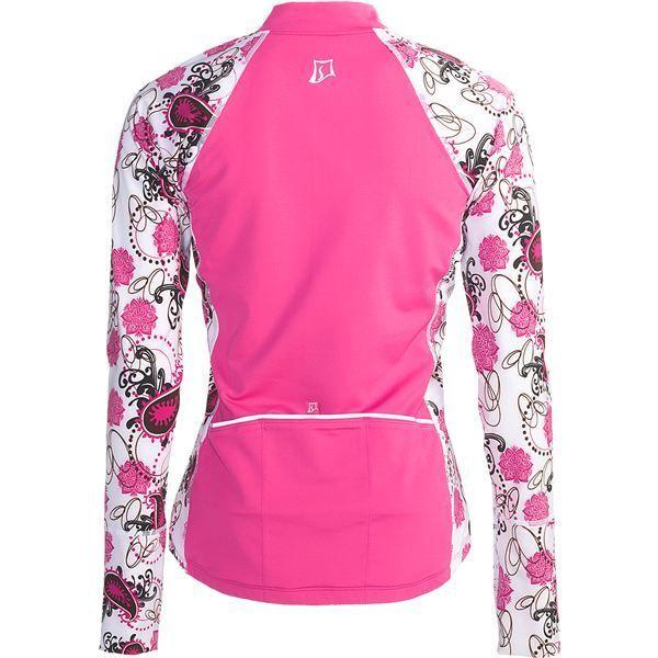 Skirt Sports Long December Cycling Jersey Shirt - Long Sleeve (For Women) 69a2fe6ce