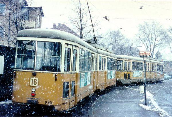 KS - Linje 16 - Emdrupvej
