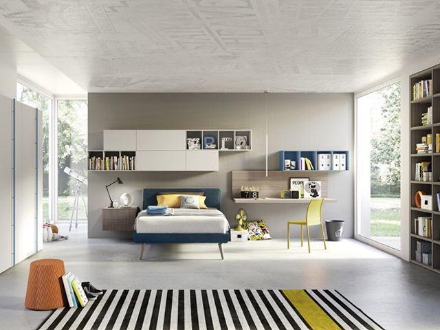 Oltre 25 fantastiche idee su camere per ragazzi su - Camere da letto per teenager ...