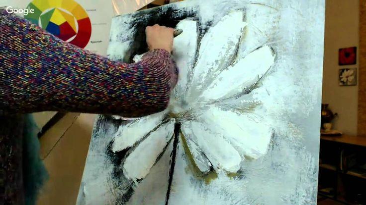 """Base of Art """"Альтернатива росписи стен и фресок. Интерьерная живопись."""""""