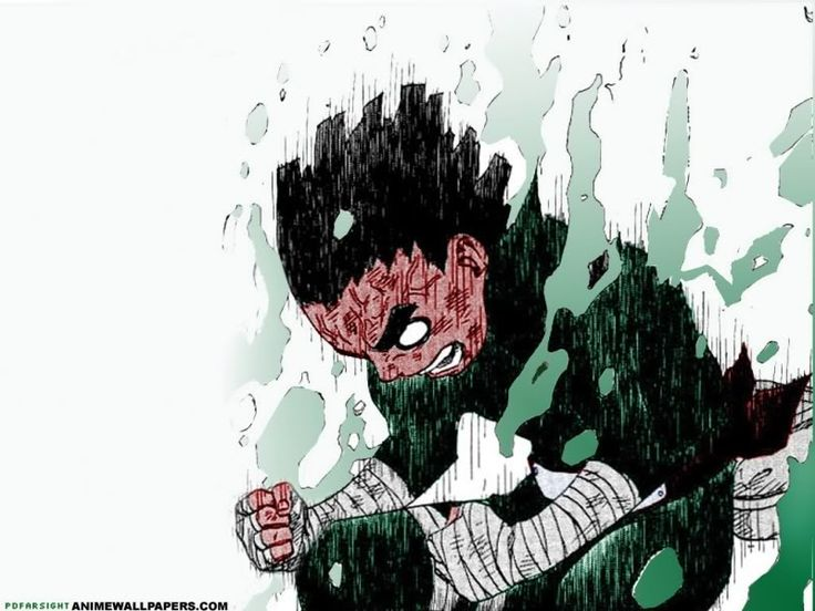 1000+ images about Rock Lee ☪ Naruto/ Naruto Shippuden on ...