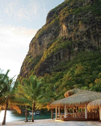 YES!   ✭ Jalousie Beach, St. LuciaBuckets Lists, Beach Resorts, St Lucia, Sugarbeach, Stlucia, Sugar Beach, Places, Viceroy Resorts, St Lucia