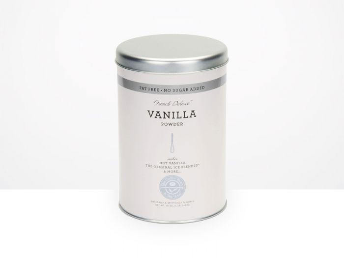 No Sugar Added Vanilla Powder French Deluxe Vanilla Drinks Vanilla Tea Tea Sachets