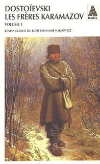 Les Frères Karamazov t.1 - Dostoievski