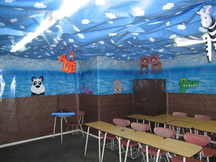 Noah's Ark - 2007 | SS Classroom Extreme Makeover ...