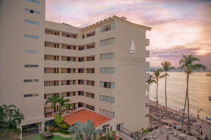 Hotel San Marino en Pto Vallarta, Jalisco