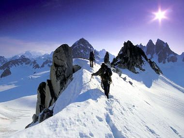 Escalando las más altas cumbres - El Perú necesita de Fátima