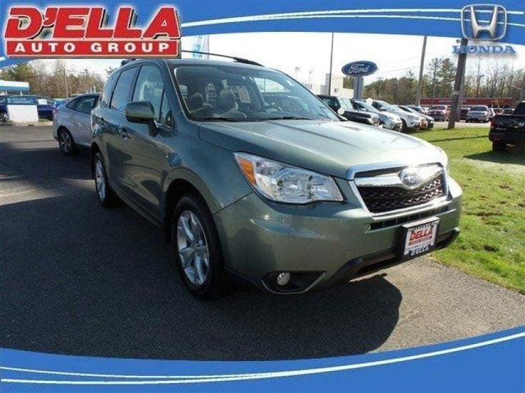 Used 2014 Subaru Forester 2.5i Limited in Queensbury NY 12804 - 455052340