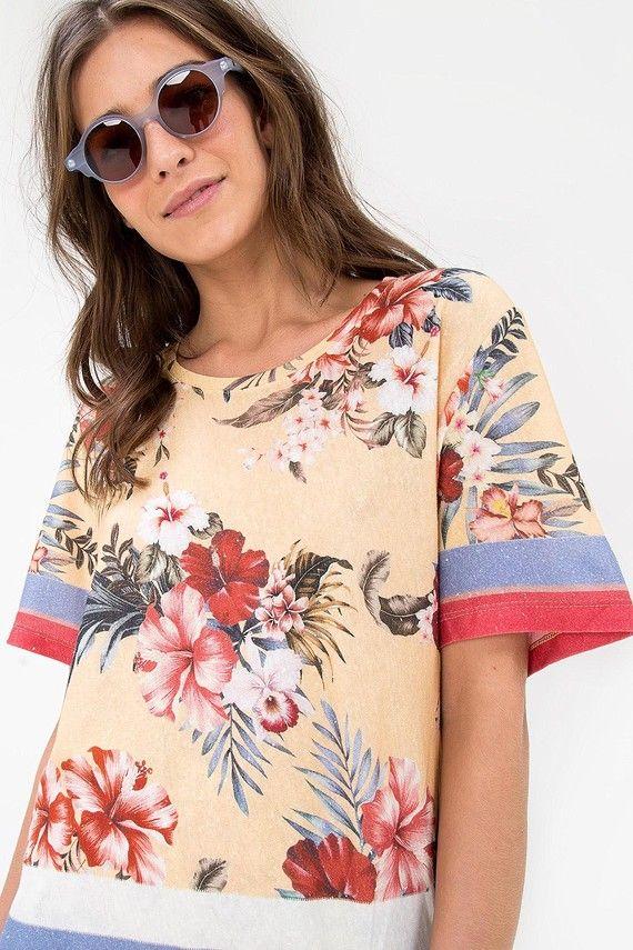 T-Shirt Dança Latina