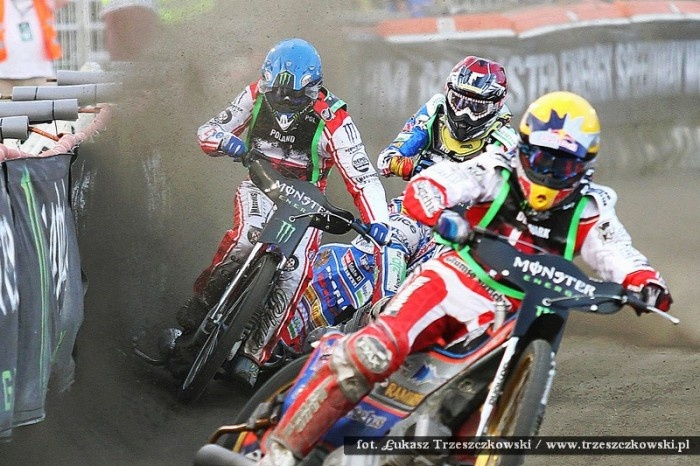Półfinał Drużynowego Pucharu Świata 2012 | Speedway World Cup semi-final 2012 in Bydgoszcz | Additional gallery at http://www.polskizuzel.pl/index.php?sub=galeria