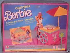 Barbie carretto dei gelati
