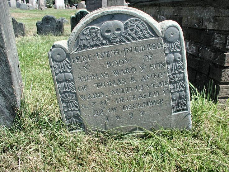 11/2: All Souls Day | ... Tuesdays: Be inspired by gravestones in remembrance of All Souls Day