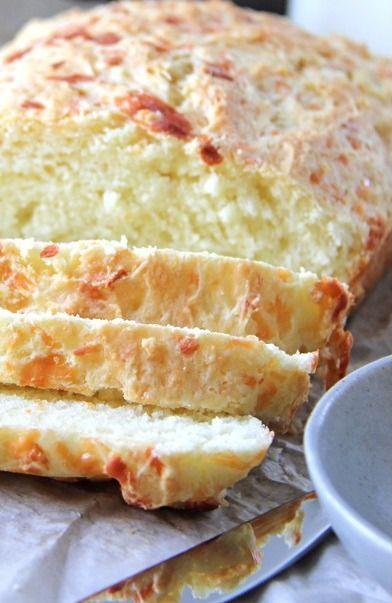 Mozzarella and Parmesan Buttermilk Quick Bread - A Pretty Life In The Suburbs