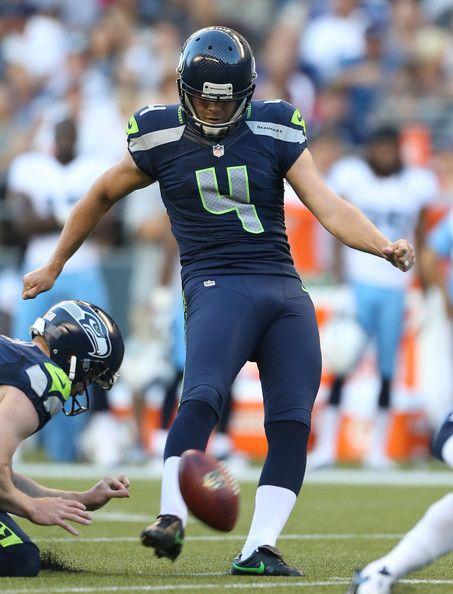 stevern hauschka | Steven Hauschka Kicker Steven Hauschka #4 of the Seattle Seahawks ...