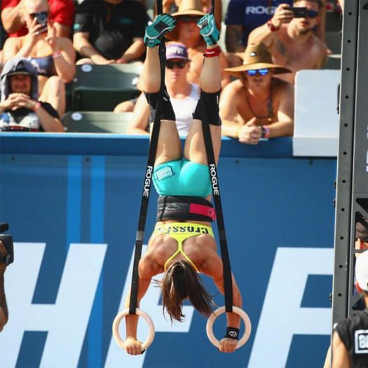 The Top 10 Inspiring Moments from the 2016 CrossFit Games - Shape.com