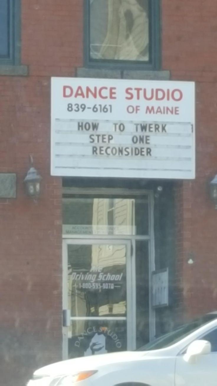 How to twerk...
