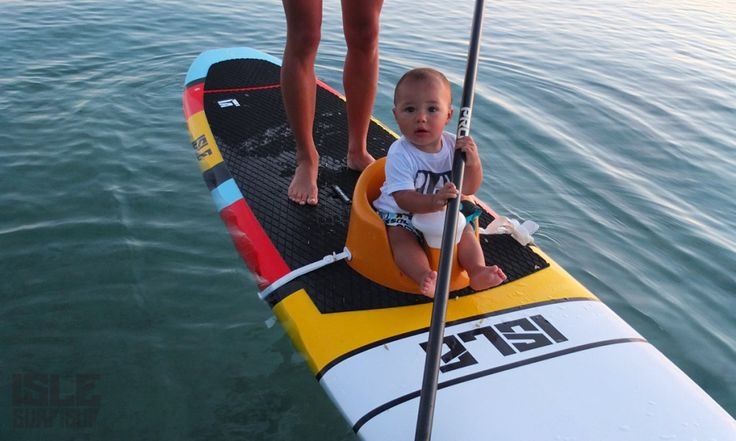 Stand Up Paddle Boarding While Pregnant: 5 Tips (Infographic)