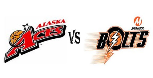 December 12, Alaska Aces vs Meralco Bolt Live Streaming