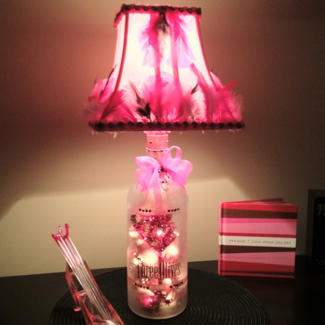 1000 ideas about empty liquor bottles on pinterest for Lamps made out of wine bottles
