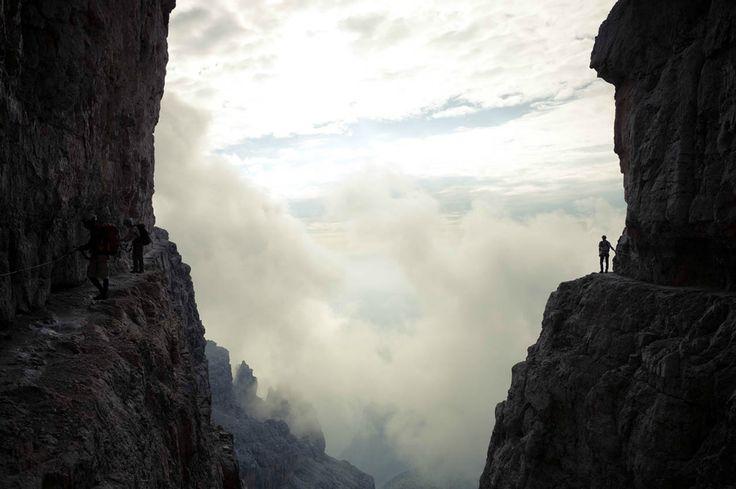Great mountain shot.