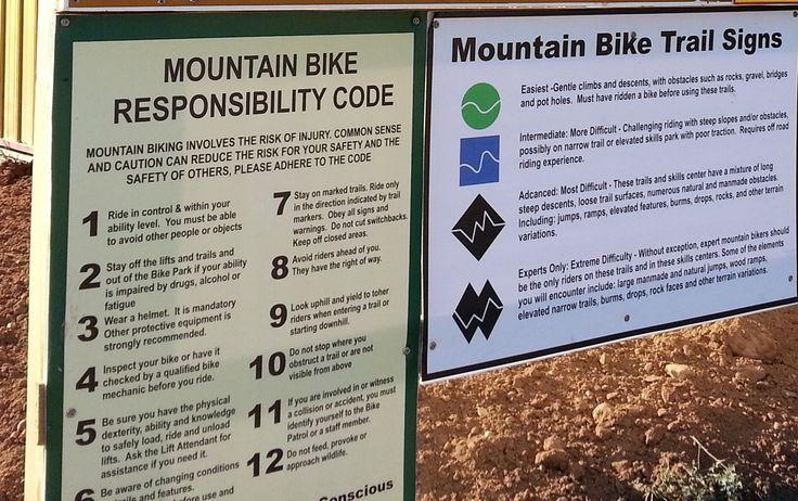 Mtb Trail Sign S 246 K P 229 Google Mtb Skyltning Pinterest