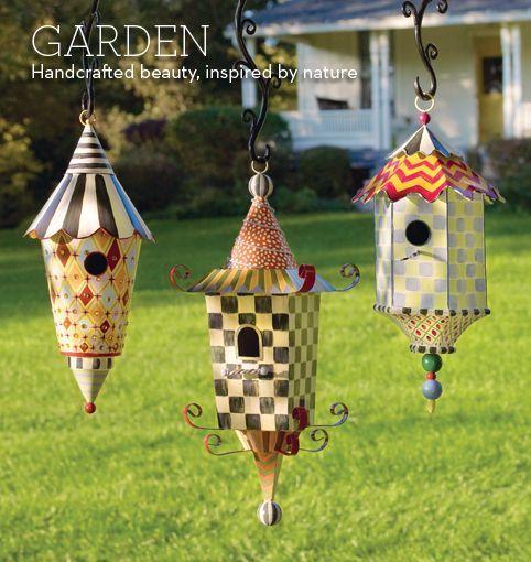 MacKenzie-Childs - Garden Decor Handcrafted by MacKenzie-Childs