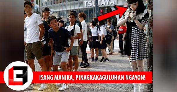 Isang Manika ang Pinagkaguluhan Ngunit ng Malaman nila ang Sekreto nito ay Na-Inlove sila dito!