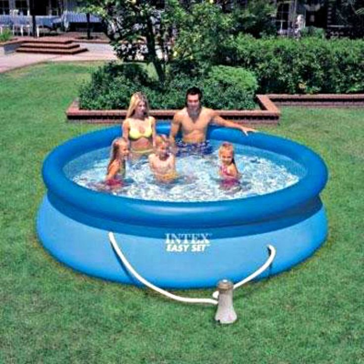 Beautiful Above Ground u x Easy Set Swimming Pool u GPH Filter Pump