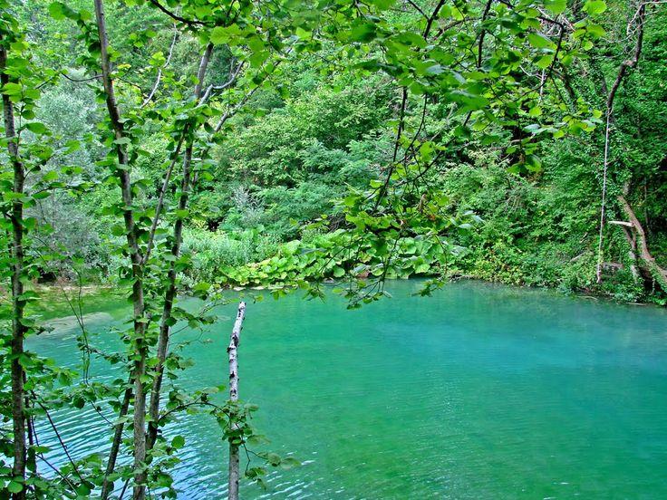 Blue Lagoon - Kilkis - Macedonia Greece  #Macedonia