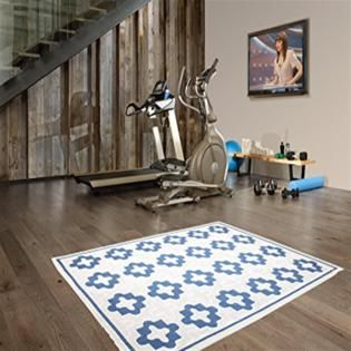 Material: 100% Cotton Machine Washable Area Rugs Make a perfect area rugs for Kitchen, Bathroom, Entry way rugs etc. Design: Contemporary Made in Turkey